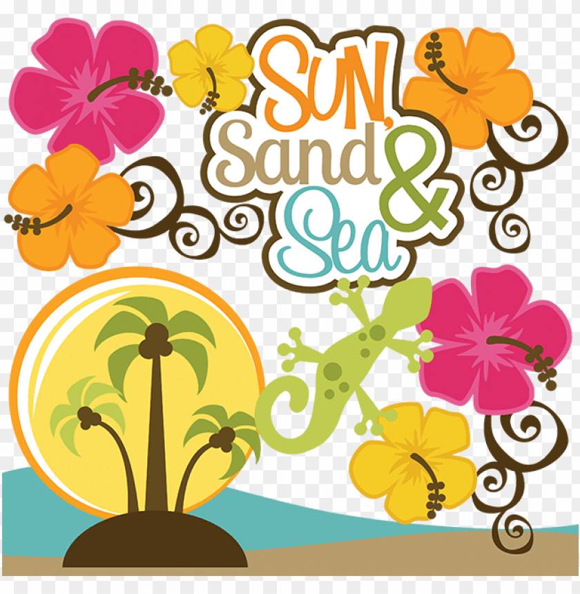 free PNG vacation flower scrapbook graphics PNG image with transparent background PNG images transparent