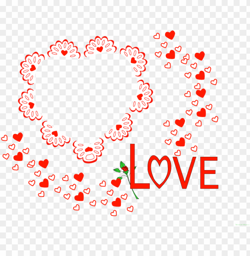 free PNG valentines day frame PNG image with transparent background PNG images transparent