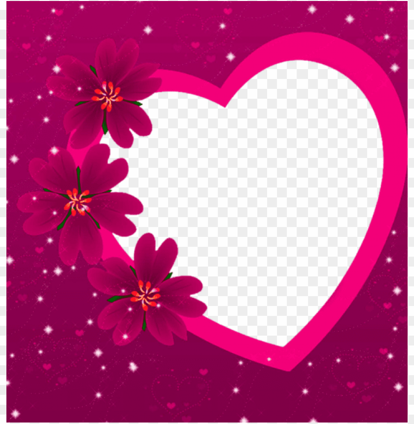 free PNG valentines day frame - happy valentine day photo frame PNG image with transparent background PNG images transparent