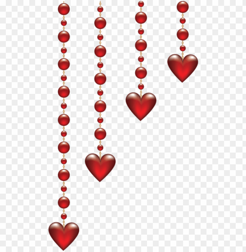 free PNG valentine's day hanging hearts transparent png clip - valentines day hanging hearts PNG image with transparent background PNG images transparent