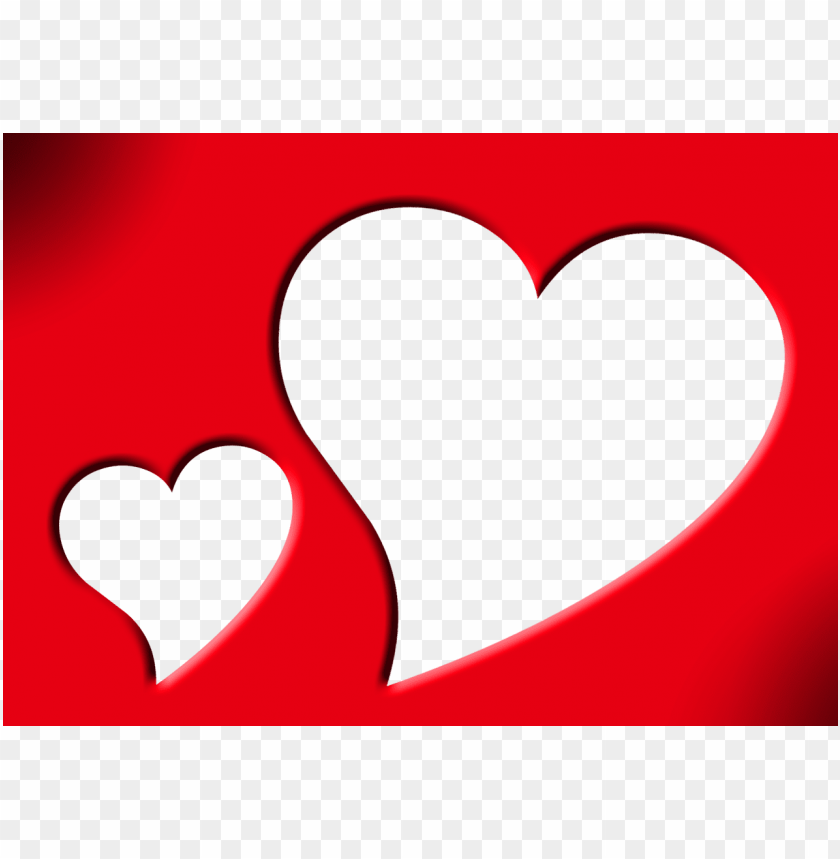 free PNG valentines day heart frame transparent images - valentines day frames PNG image with transparent background PNG images transparent
