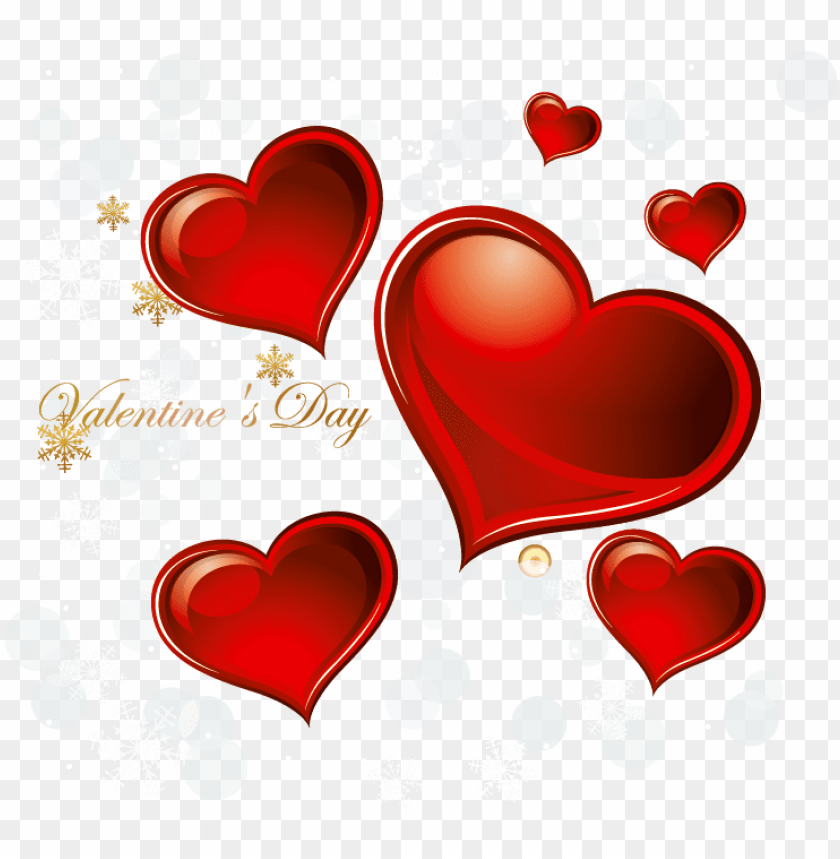 free PNG valentines hearts png pinterest clip art - transparant valentines day picture frame PNG image with transparent background PNG images transparent