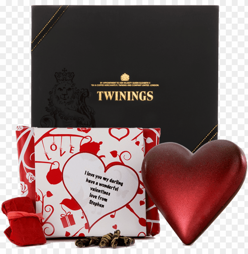 free PNG valentines twinings heart - heart PNG image with transparent background PNG images transparent
