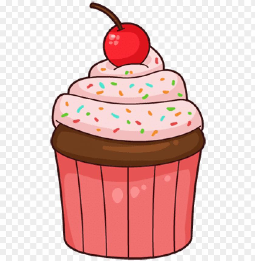 vanilla cupcake clipart transparent background cupcake cartoon transparent background png image with transparent background toppng vanilla cupcake clipart transparent