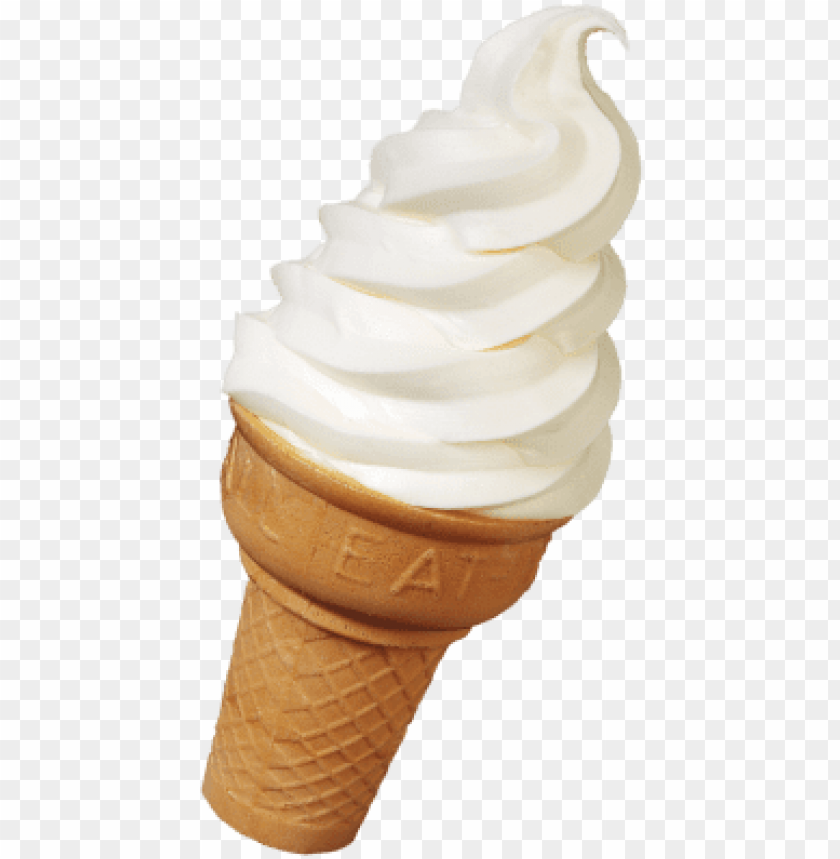 free PNG vanilla ice cream png download - whipped cream ice cream cone PNG image with transparent background PNG images transparent