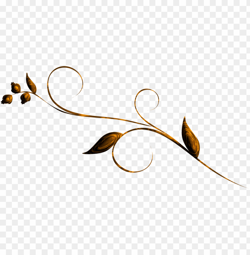 free PNG vector freeuse library cliparts shop of library buy - clear background border gold swirl clip art PNG image with transparent background PNG images transparent