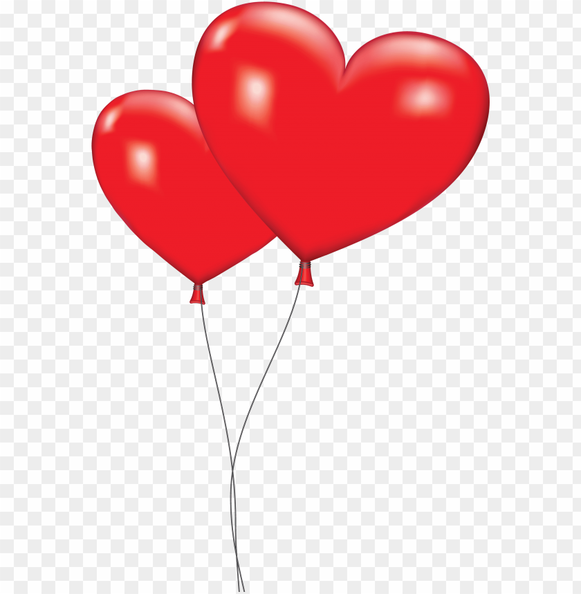 free PNG vector freeuse orange balloon large red balloons png - heart balloon PNG image with transparent background PNG images transparent
