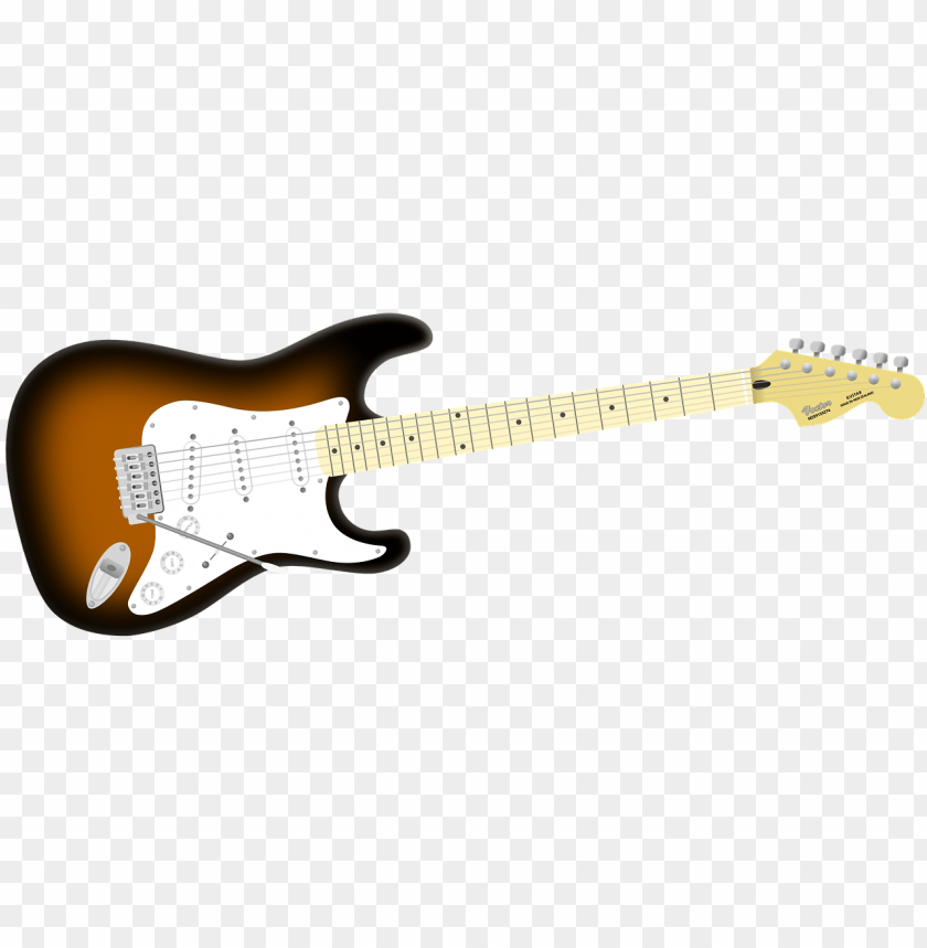 Vector Graphics Vector Guitar Png Image With Transparent Background Toppng