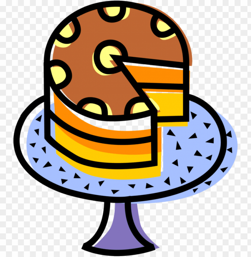 free PNG vector illustration of sweet dessert baked pastry cake - vector illustration of sweet dessert baked pastry cake PNG image with transparent background PNG images transparent