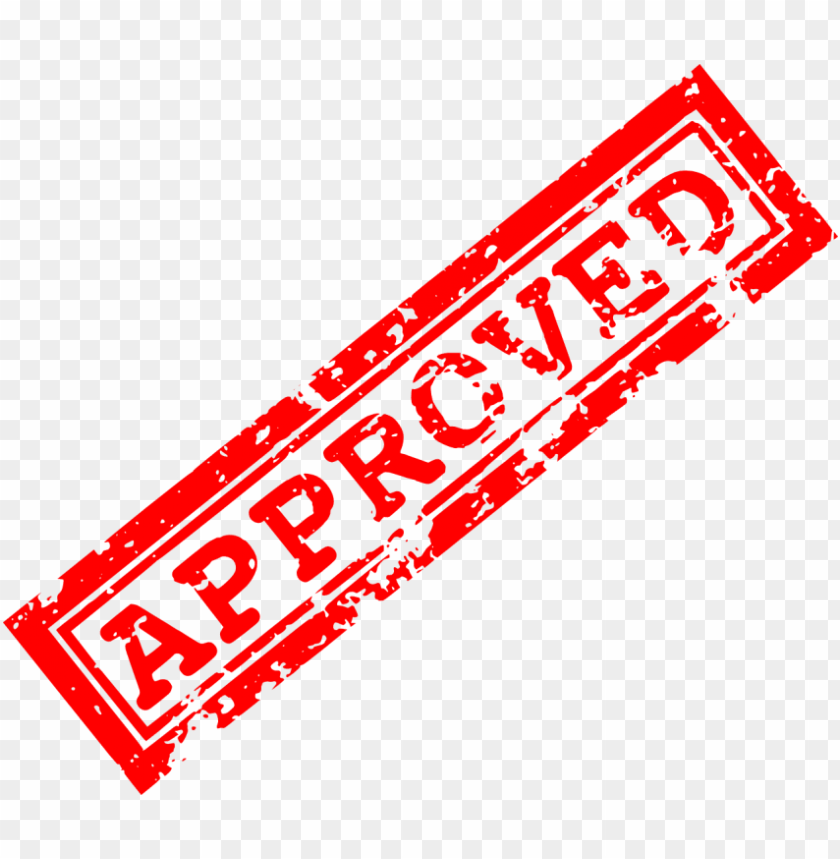 free PNG vector library red approved png free images toppng - approved stamp transparent background PNG image with transparent background PNG images transparent
