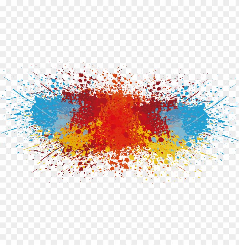 free PNG vector splash color - color splash transparent frame PNG image with transparent background PNG images transparent