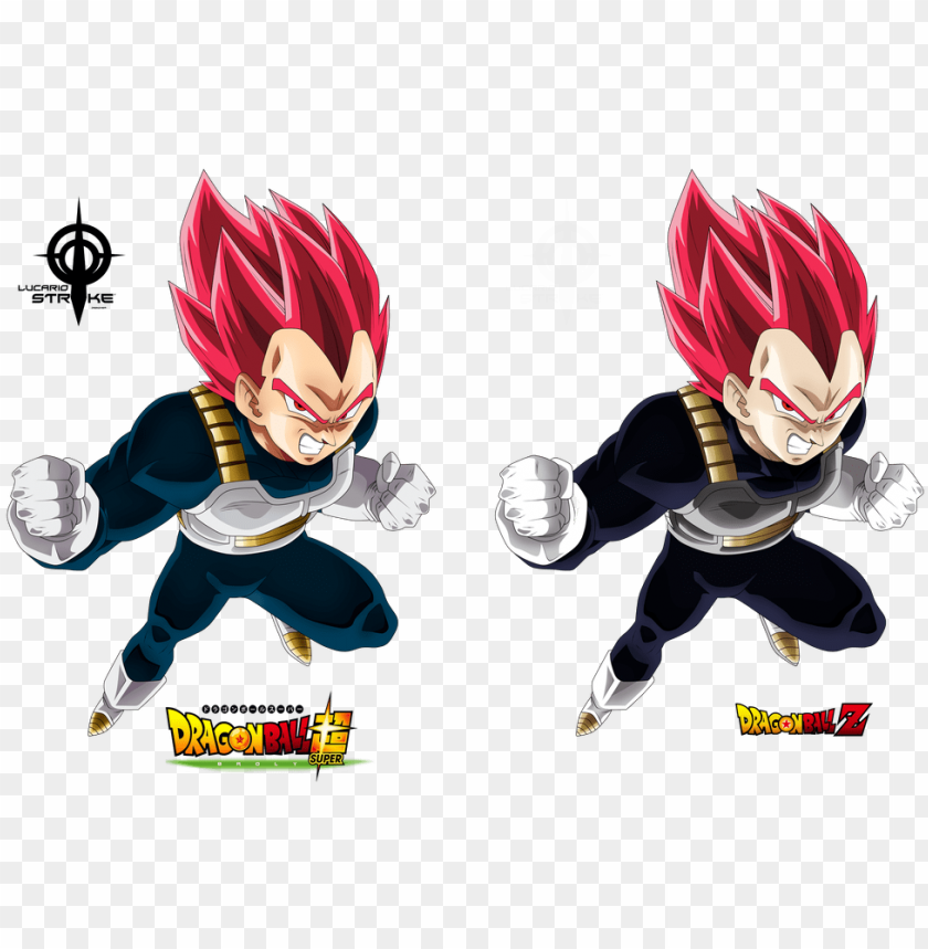 free PNG vegeta dragon ball super broly by lucario-strike - vegeta PNG image with transparent background PNG images transparent