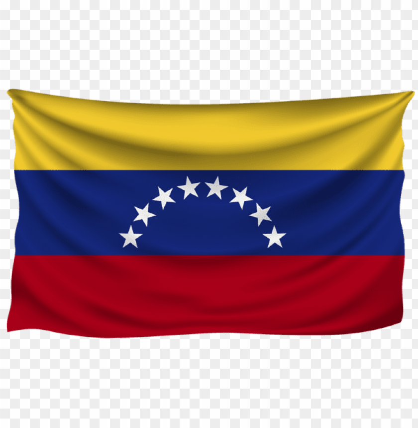 free PNG Download venezuela wrinkled flag clipart png photo   PNG images transparent
