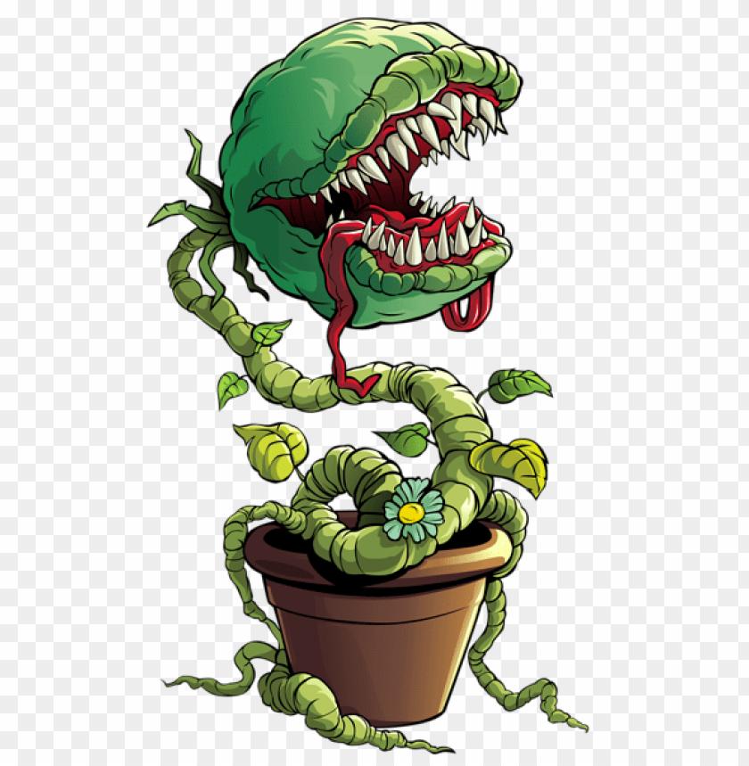 free PNG Download venus fly trap plant monster png images background PNG images transparent