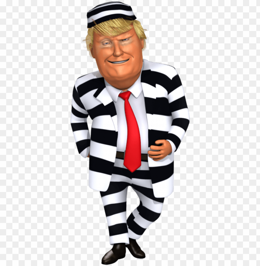 free PNG very legal and very cool trump 3d caricature - fu PNG image with transparent background PNG images transparent