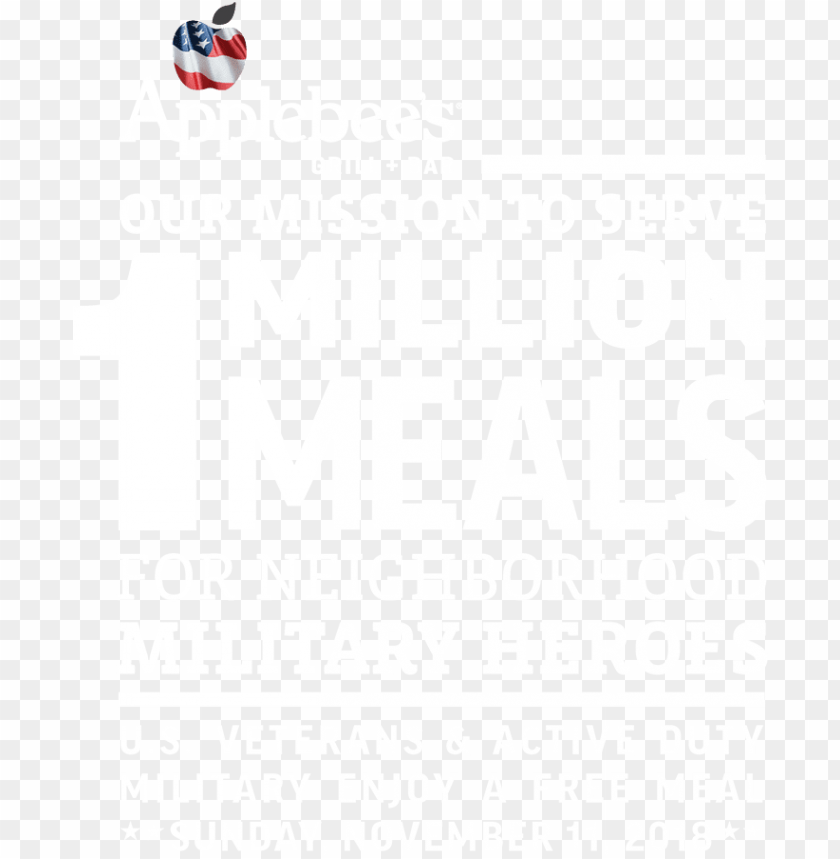 free PNG veterans day free meals for vets at - applebees veterans day 2018 PNG image with transparent background PNG images transparent