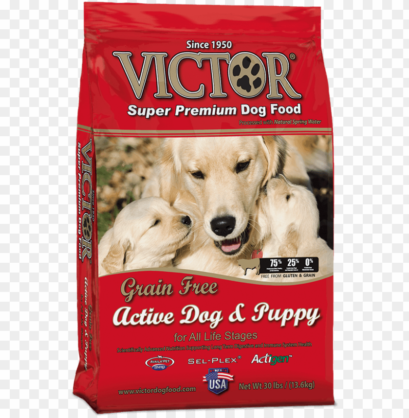 free PNG victor dog food active dog and puppy PNG image with transparent background PNG images transparent