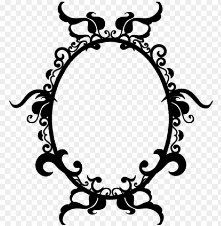 Victorian Oval Frame Clipart Ornate Oval Frame By Tigers Oval Royal Frame Png Image With Transparent Background Toppng