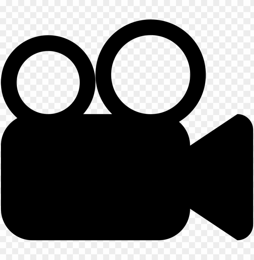 video camera clip art png black and white - video camera icon PNG image with transparent background@toppng.com
