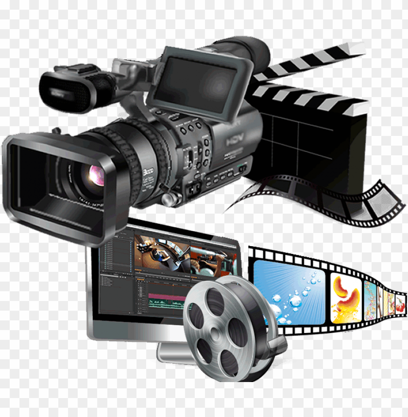 free PNG video production/ camera equipment rentals/ filming/ - video camera PNG image with transparent background PNG images transparent