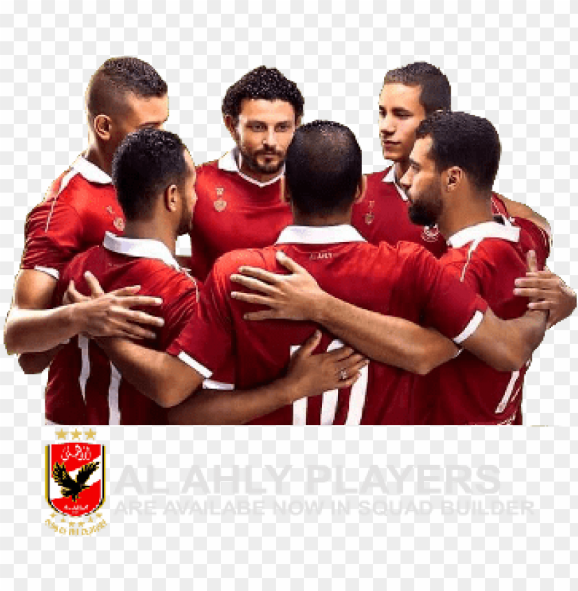 free PNG view all al ahly players⇒ - al ahly team PNG image with transparent background PNG images transparent