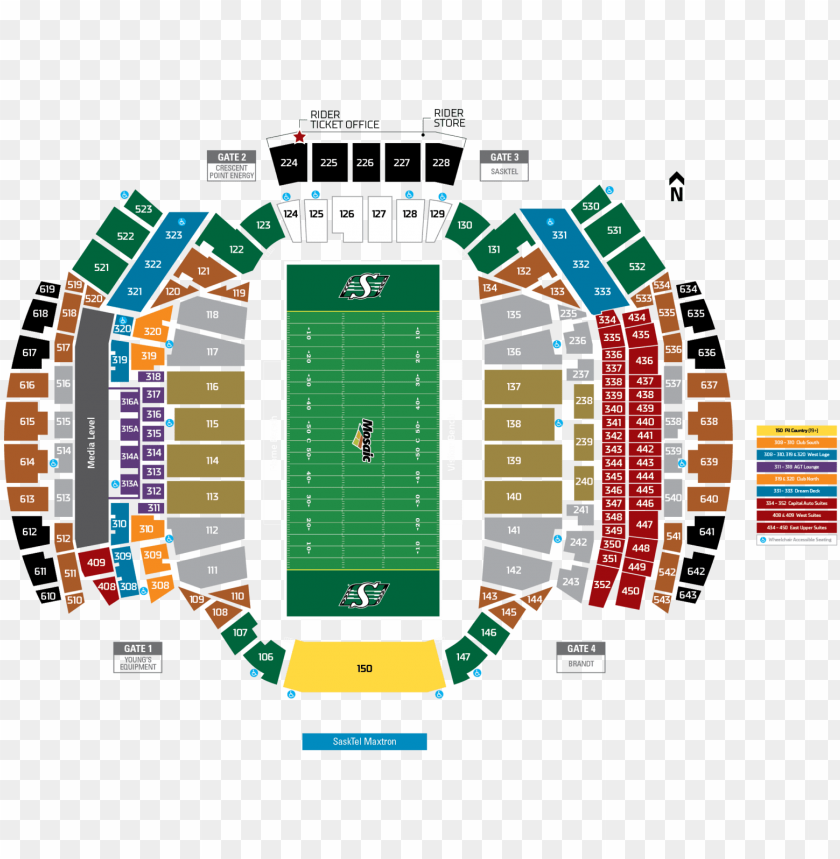 free PNG view your seats - seating chart mosaic stadium seati PNG image with transparent background PNG images transparent