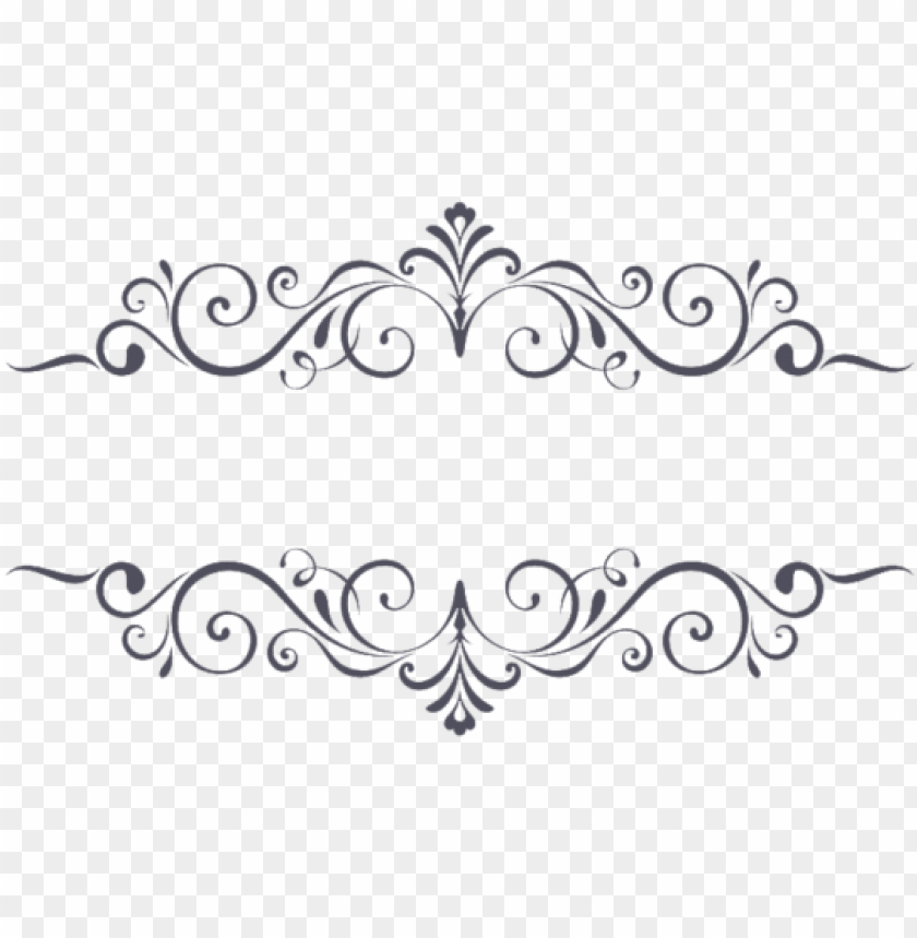 vintage border png pic - transparent background vintage borders PNG image with transparent background@toppng.com