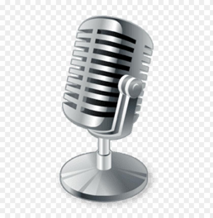 free PNG vintage podcast microphone png images background PNG images transparent