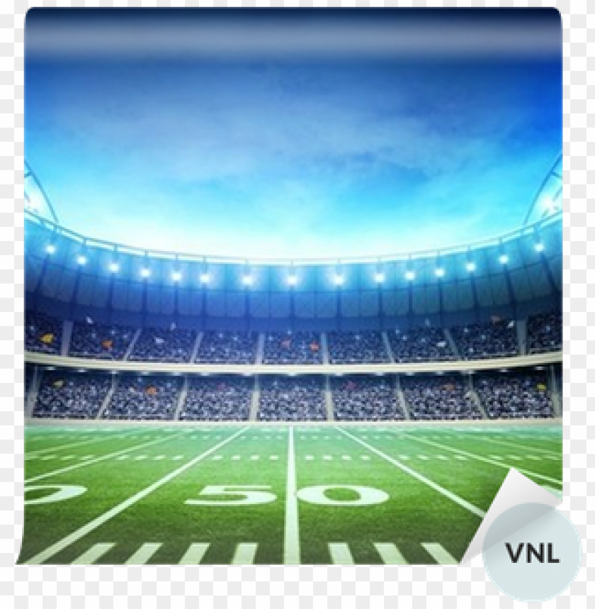 free PNG vinyl wall mural light of american stadium ✓ easy installation - american football stadium background PNG image with transparent background PNG images transparent