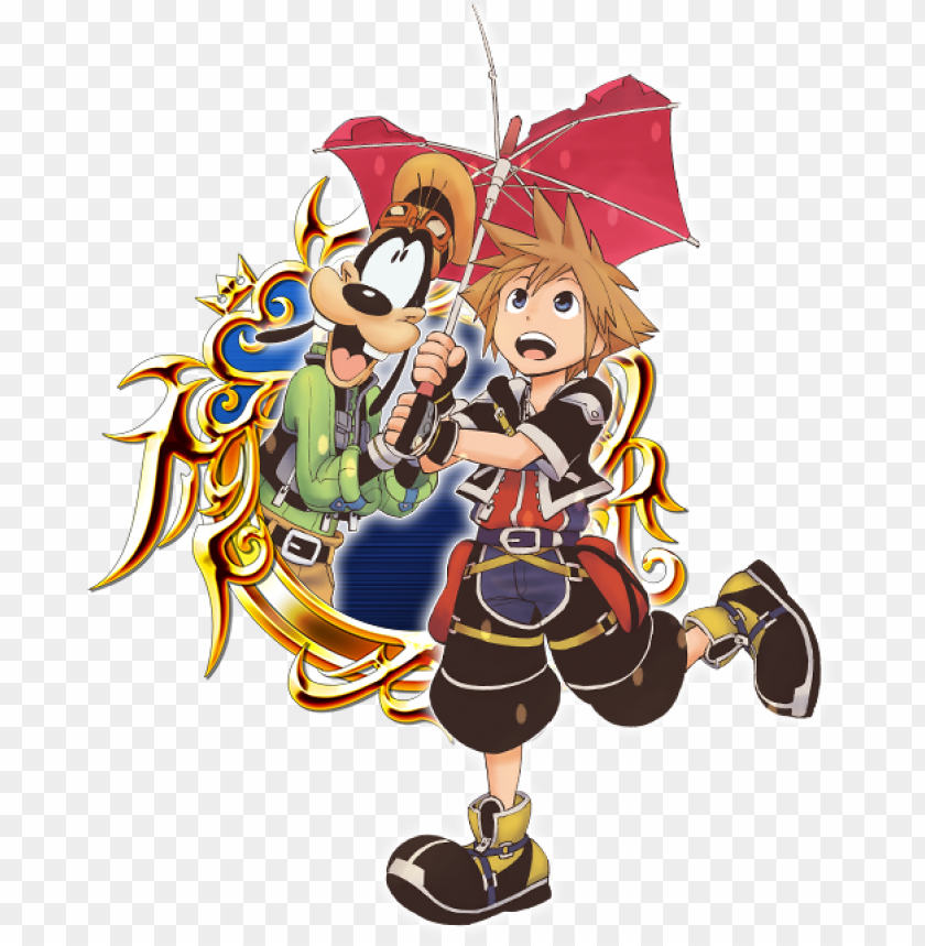 free PNG vip toon sora goofy - sora goofy PNG image with transparent background PNG images transparent