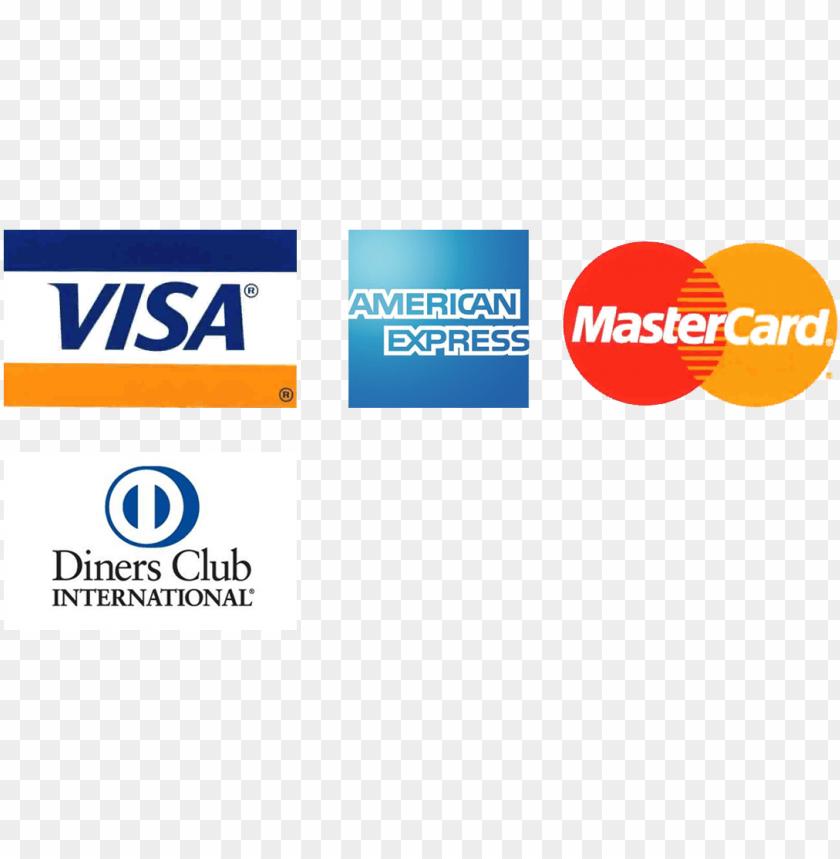 free PNG visa mastercard american express - visa mastercard american express diners club PNG image with transparent background PNG images transparent