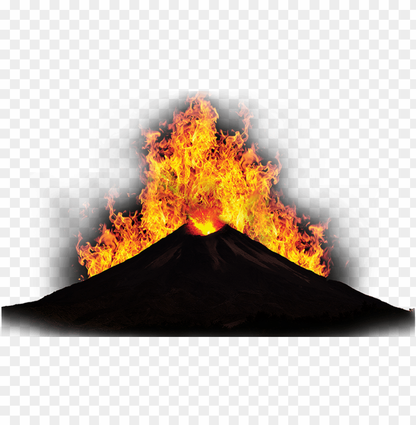Volcano Transparent Png Image With Transparent Background Toppng