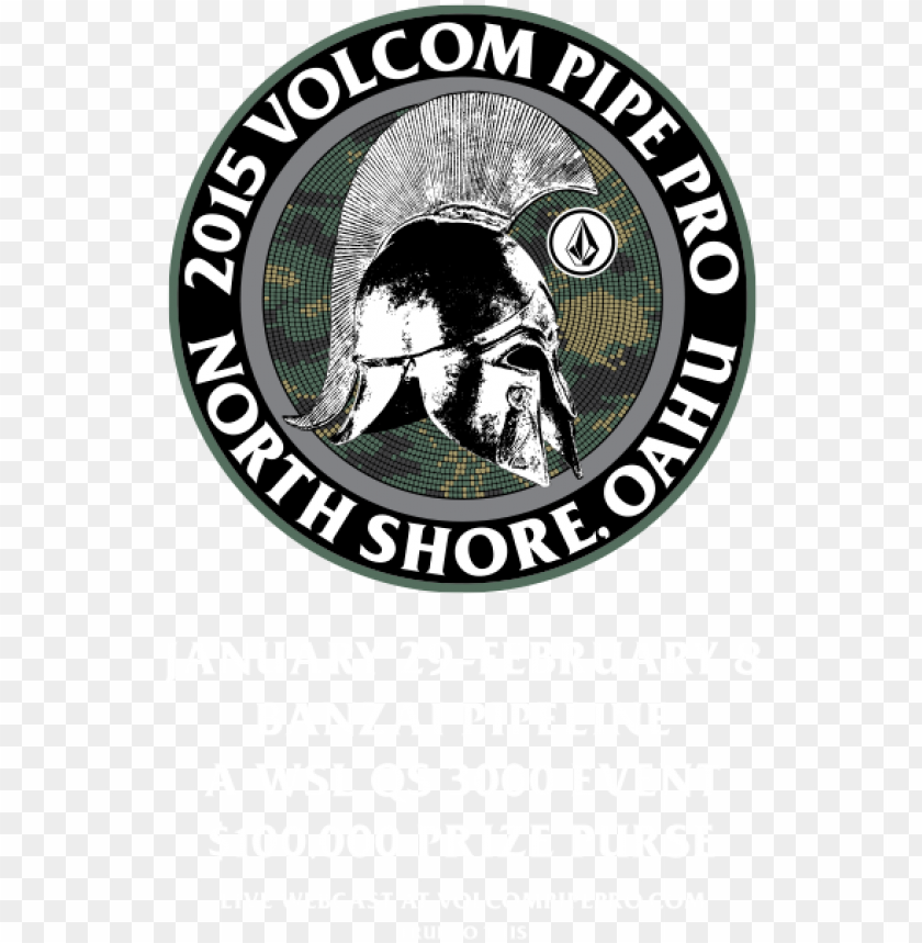free PNG volcom pipe pro starts thursday - volcom pipe pro logo PNG image with transparent background PNG images transparent