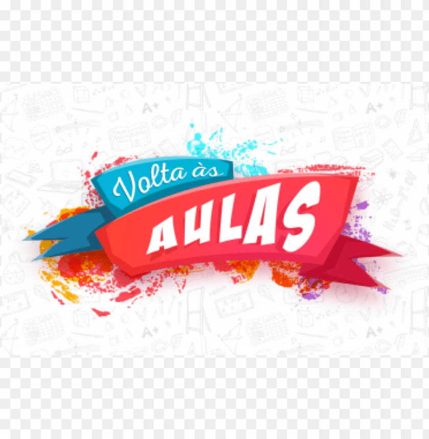 free PNG volta às aulas PNG image with transparent background PNG images transparent