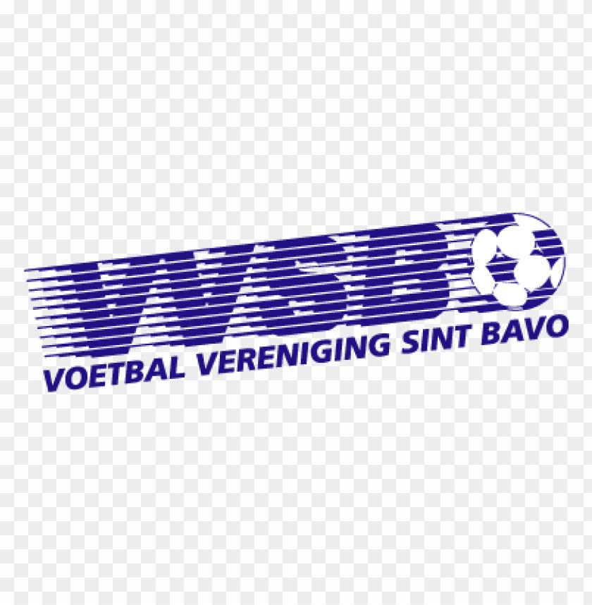 free PNG vv sint bavo vector logo PNG images transparent