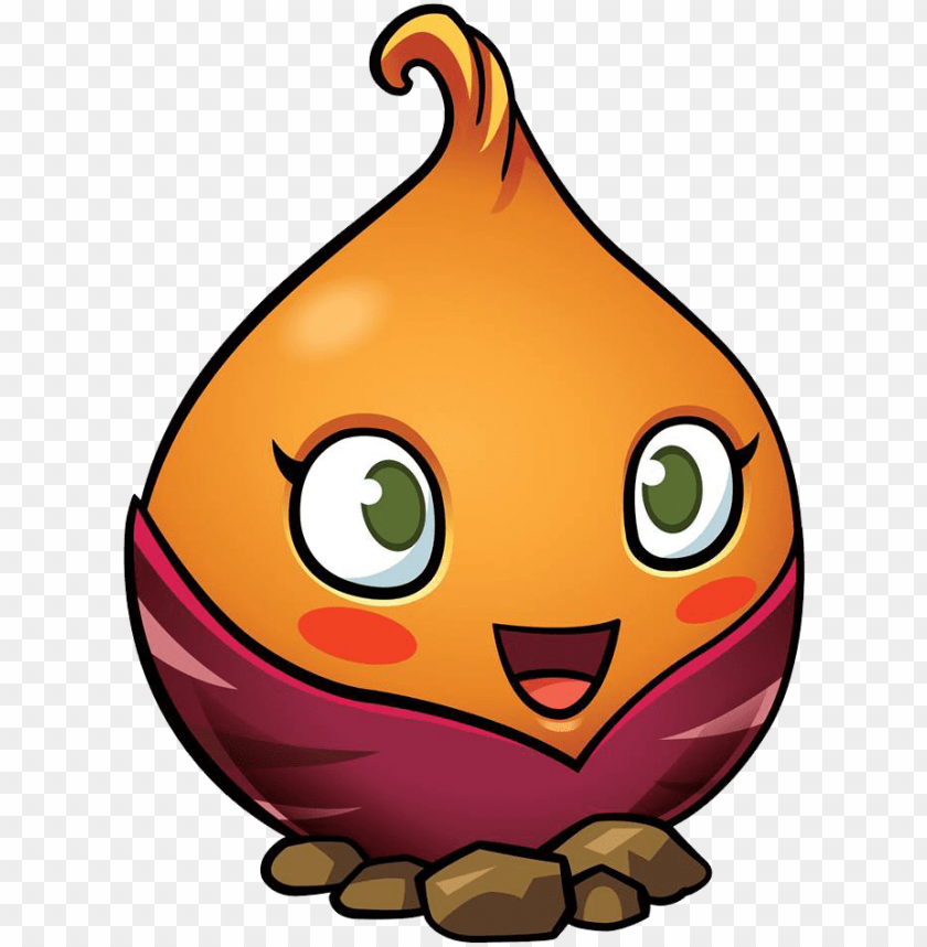 free PNG vz2 discussioni want the sweet potato back and free - plants vs zombies 2 sweet potato PNG image with transparent background PNG images transparent