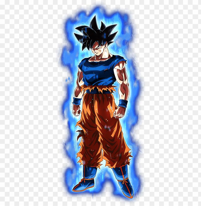 W Aura Arts Dragon Ball Z Dokkan Battle Goku Ultra