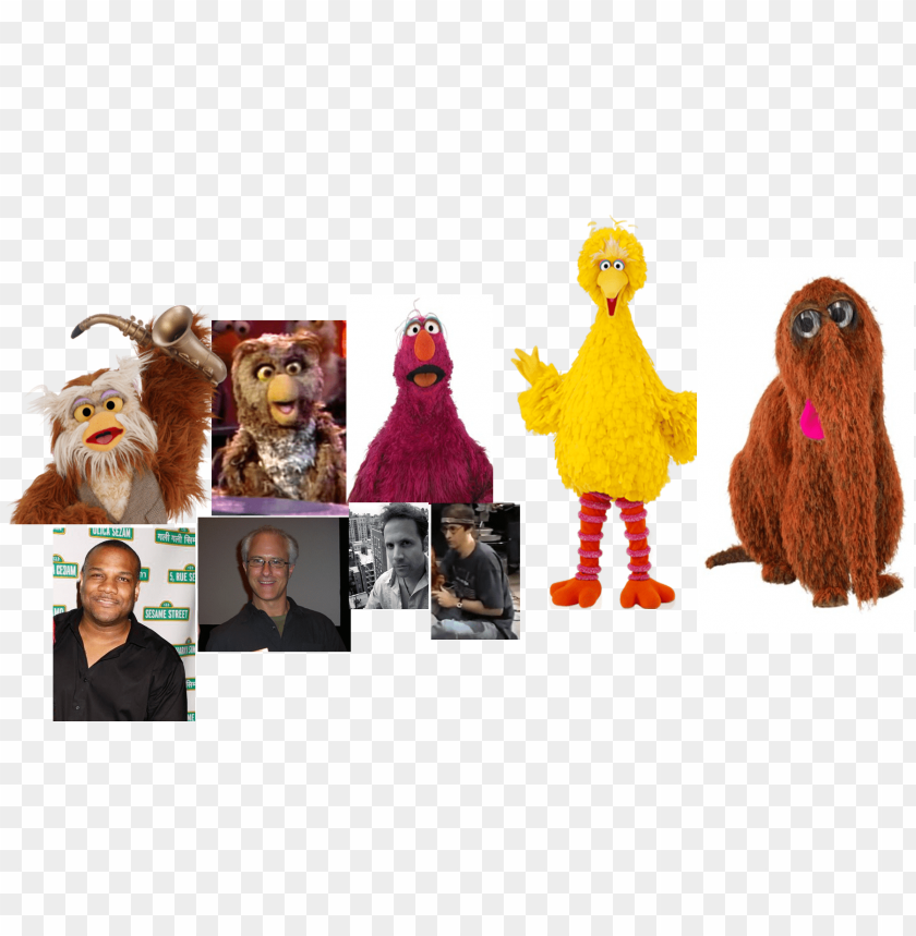 free PNG wall decal: snuffleupagus, 216x132cm. wall decal PNG image with transparent background PNG images transparent