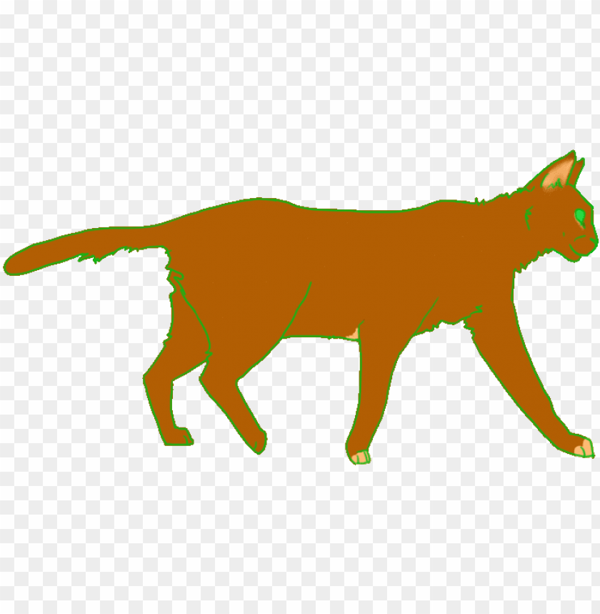 Download Firestar Warrior Cat Coloring Page