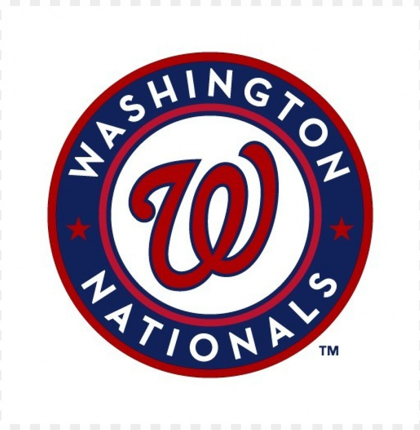 free PNG washington nationals baseball team logo vector PNG images transparent