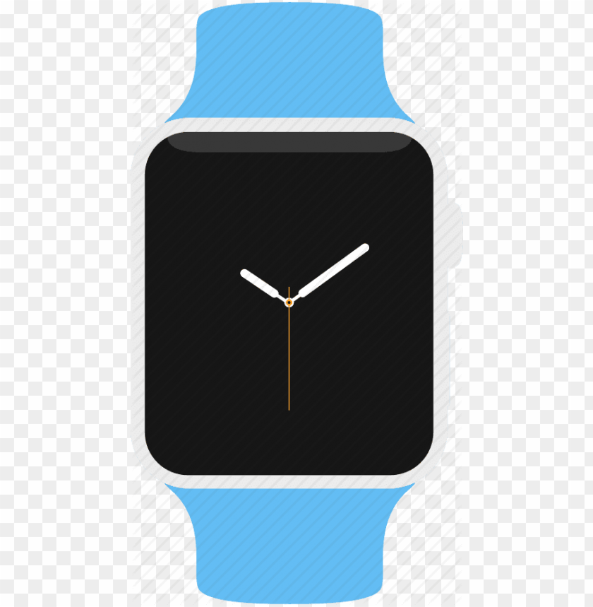 free PNG watch icon  510 × - apple watch icon blue png - Free PNG Images PNG images transparent