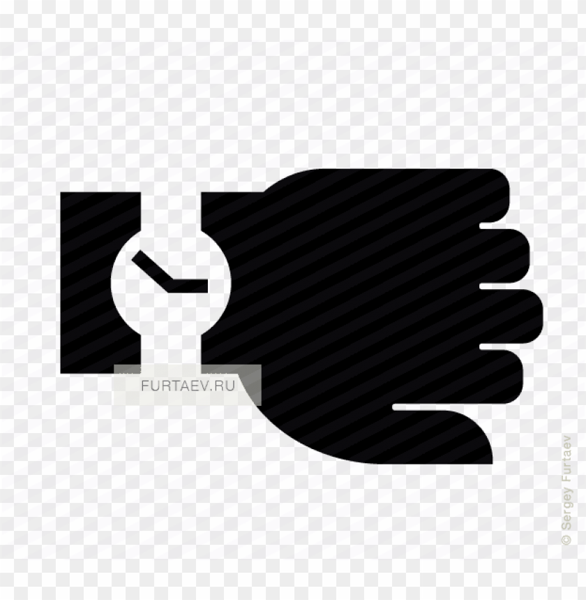 free PNG watch on hand vector icon clip art freeuse stock - hand watch vector PNG image with transparent background PNG images transparent