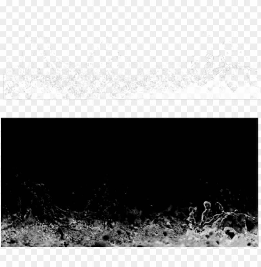 free PNG water effects png water splash psd detail water splash - monochrome PNG image with transparent background PNG images transparent