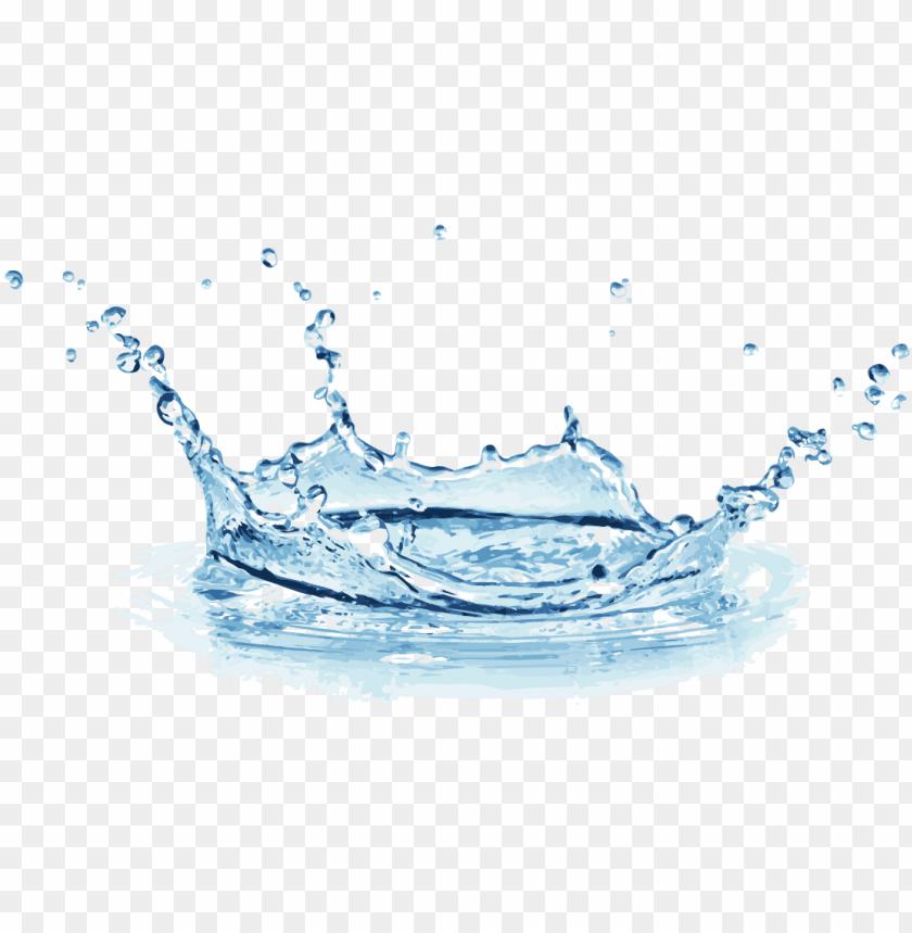 free PNG water splash drop euclidean vector - water splash vector PNG image with transparent background PNG images transparent