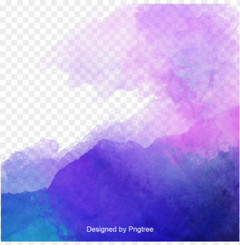 free PNG watercolor background, watercolor background, abstract - watercolor purple background PNG image with transparent background PNG images transparent