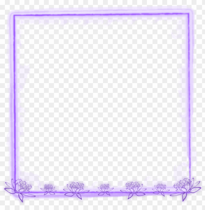 free PNG watercolor border, flower watercolor, lotus flower, - watercolor frame PNG image with transparent background PNG images transparent