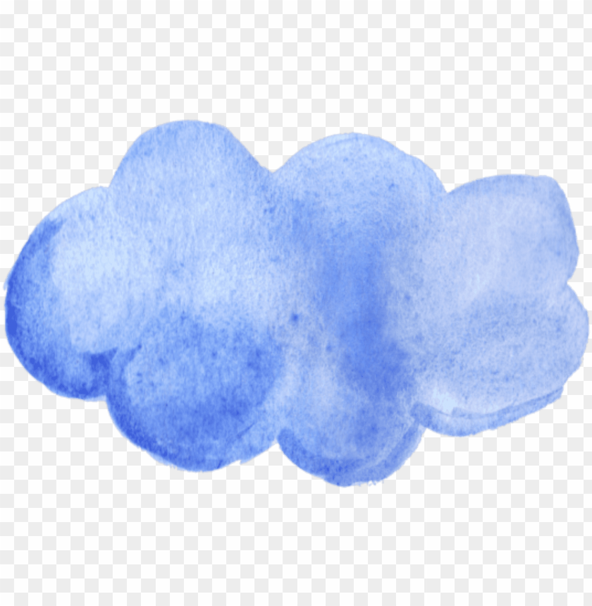 watercolor cloud watercolor cloud clipart png image with transparent background toppng watercolor cloud clipart png image with
