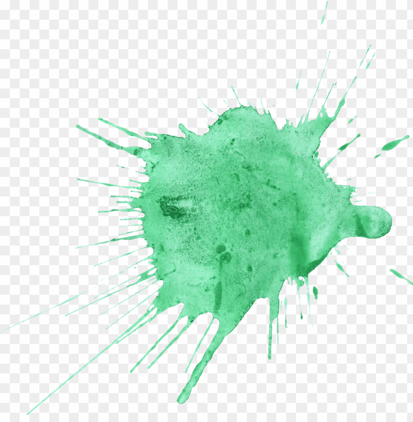 watercolor green splash png - green color splash PNG image with transparent background@toppng.com