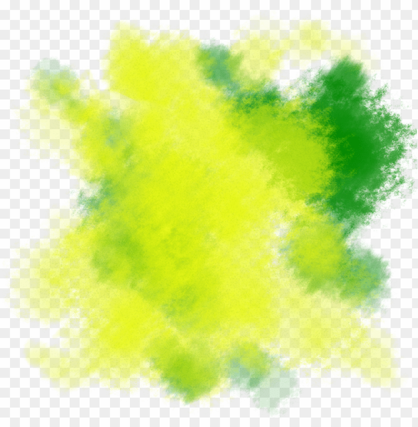 watercolor splash, watercolor, splash, chalk png and - green watercolor splash PNG image with transparent background@toppng.com