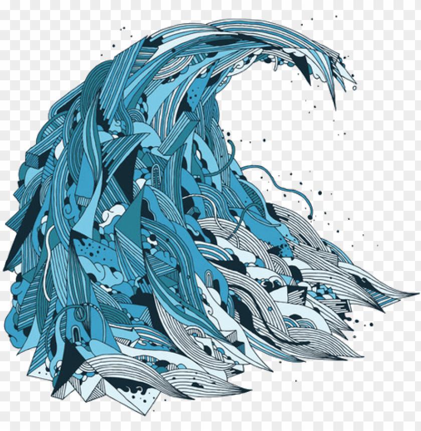 free PNG waves png clipart - illustration wave PNG image with transparent background PNG images transparent